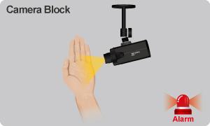 Air Live CamPro Professional - Camera Block